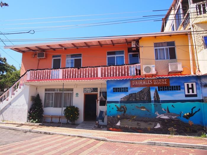 【エクアドル06】プエルト・バケリソ・モレノサンクリストバル島の宿、レストラン情報などあれこれ ガラパゴスPart5 (13)