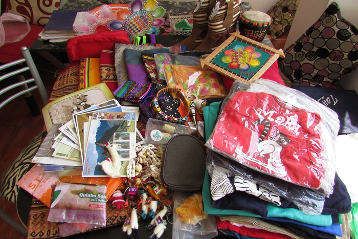 【ペルー15】クスコ&リマのお土産情報!リマの郵便事情も。 (2)