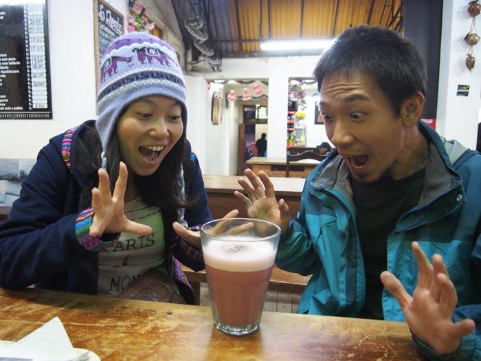 【ペルー10】クスコの美味しいご飯 (24)