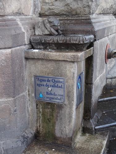 【エクアドル13】世界で初めての世界遺産 キト旧市街で街歩き♪ (25)