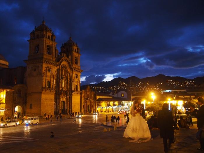 【ペルー09 世界遺産】石畳みの世界遺産クスコ町歩き (12)