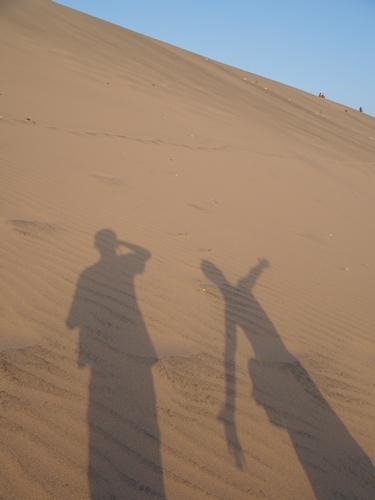 【ペルー12】ペルーにある砂漠のオアシス?ワカチナ (8)