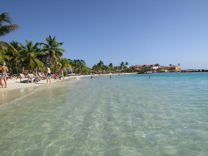 【キュラソー02】オランダの香り漂うカリブ海ビーチ!マンボ・ビーチとプラヤ・ラグーン (16)