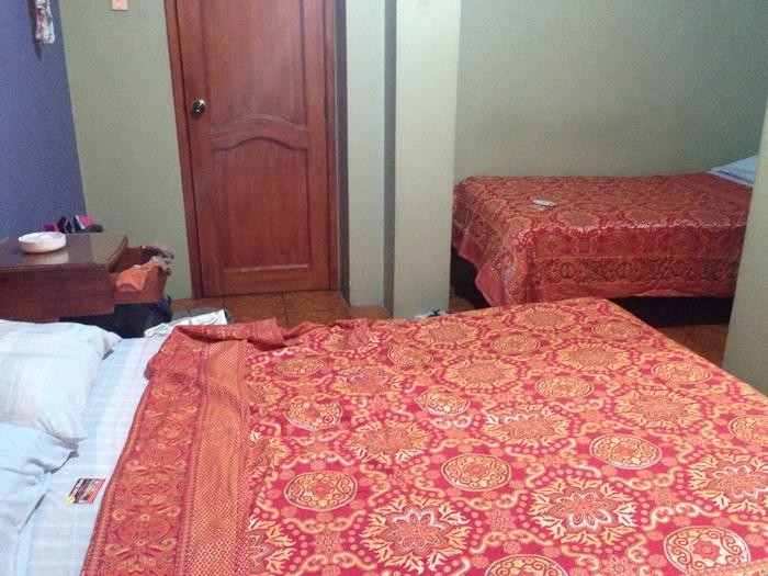 【エクアドル10 宿情報】グアヤキルの安宿、おすすめは「Dream Kapture Hostel」 (5)