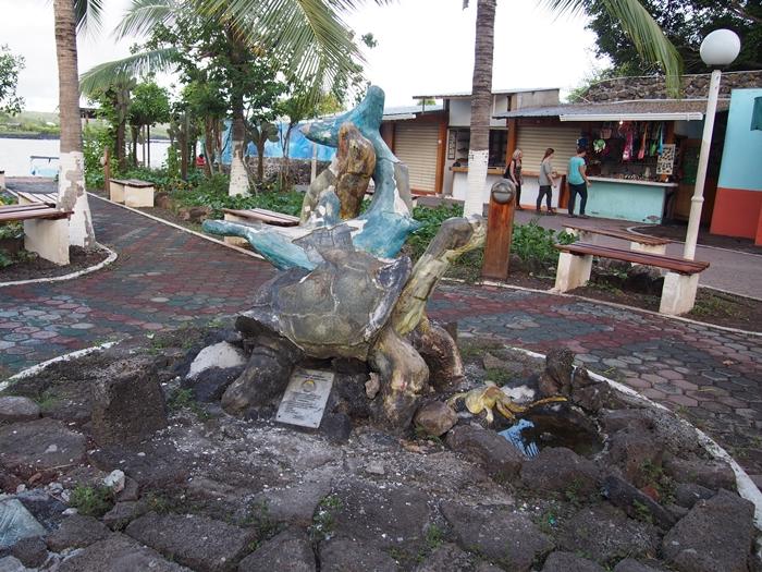 【エクアドル04】プエルト・アヨラサンタクルス島の宿、レストラン、移動情報などあれこれ ガラパゴスPart3 (19)