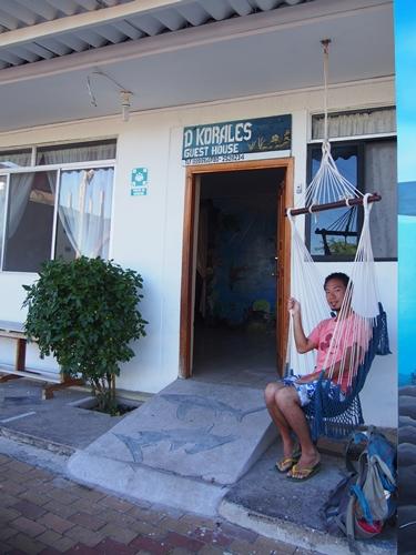 【エクアドル06】プエルト・バケリソ・モレノサンクリストバル島の宿、レストラン情報などあれこれ ガラパゴスPart5 (20)