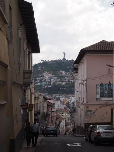 【エクアドル13】世界で初めての世界遺産 キト旧市街で街歩き♪ (18)