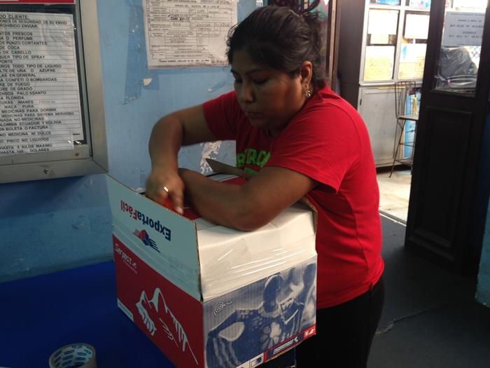 【ペルー15】クスコ&リマのお土産情報!リマの郵便事情も。 (5)