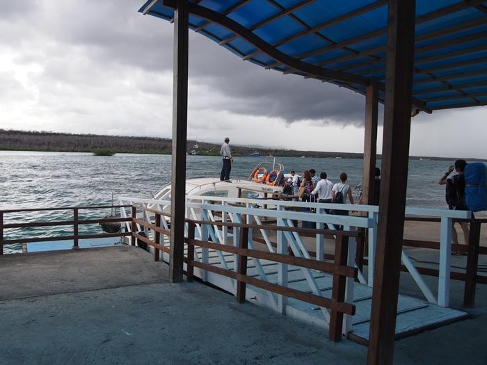 【エクアドル04】プエルト・アヨラサンタクルス島の宿、レストラン、移動情報などあれこれ ガラパゴスPart3 (14)