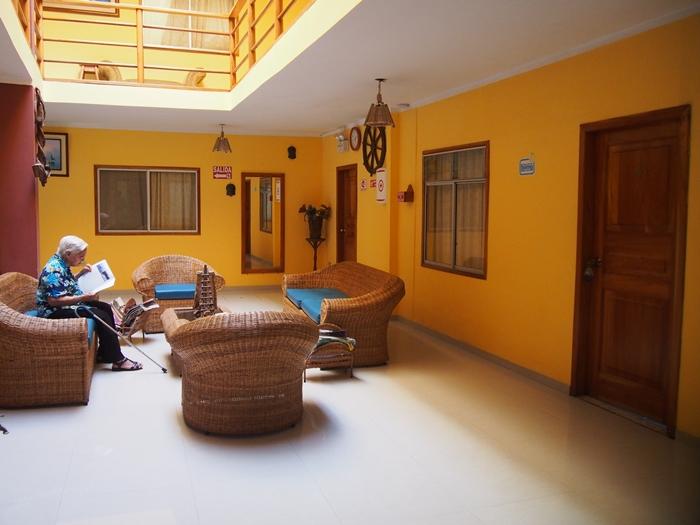 【エクアドル06】プエルト・バケリソ・モレノサンクリストバル島の宿、レストラン情報などあれこれ ガラパゴスPart5 (1)