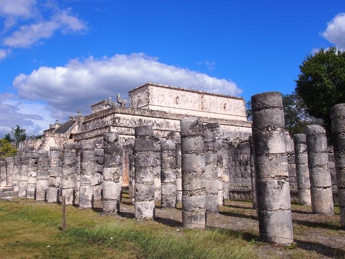 ピラミッド、天文学、イケニエ。マヤ文明最高峰の遺跡チチェン・イッツァ! (27)