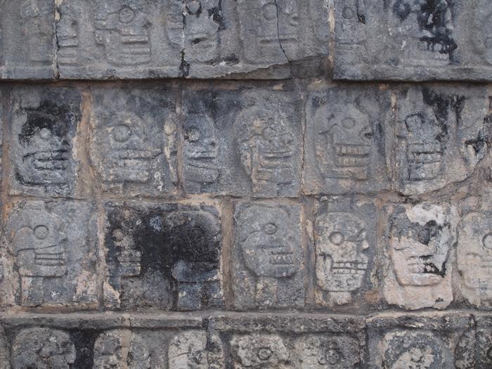 ピラミッド、天文学、イケニエ。マヤ文明最高峰の遺跡チチェン・イッツァ! (22)