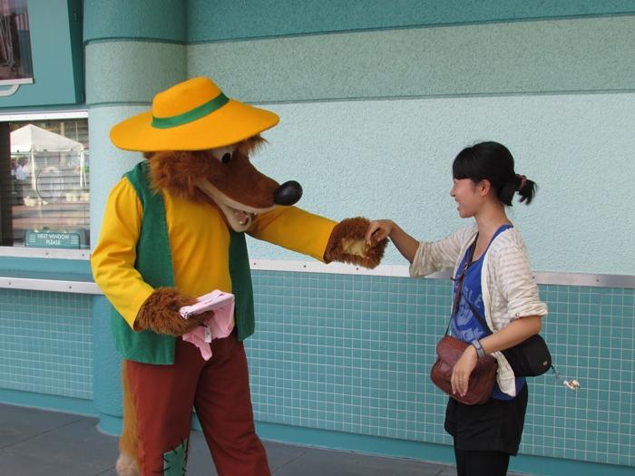 【アメリカ05】フロリダディズニー Part4〜ハリウッドスタジオ!キャラクターグリーティング編〜 (5)