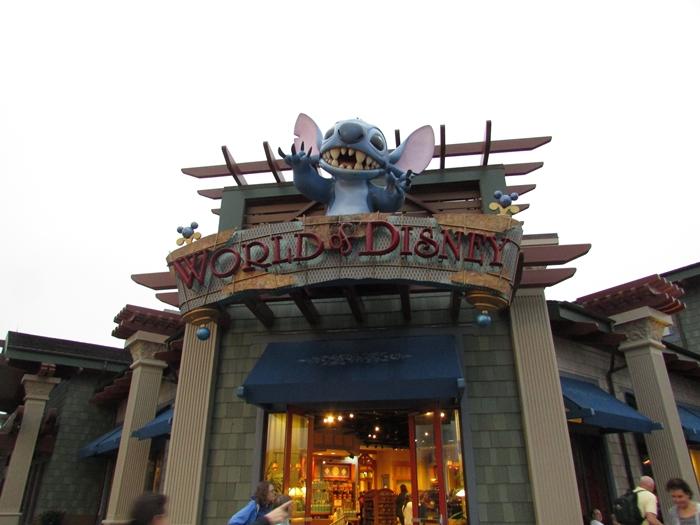 【アメリカ12】フロリダウォルトディズニー〜Disney Springsでお土産探し♪〜 (15)
