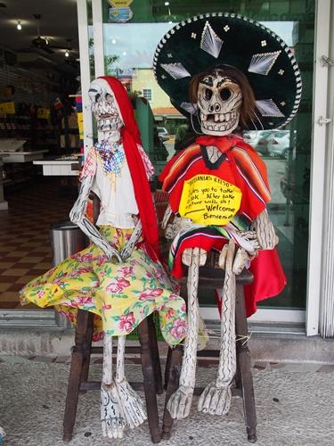 【メキシコ02】まだまだ寒い2月初旬のカンクン・ビーチ。お土産情報も。 (25)