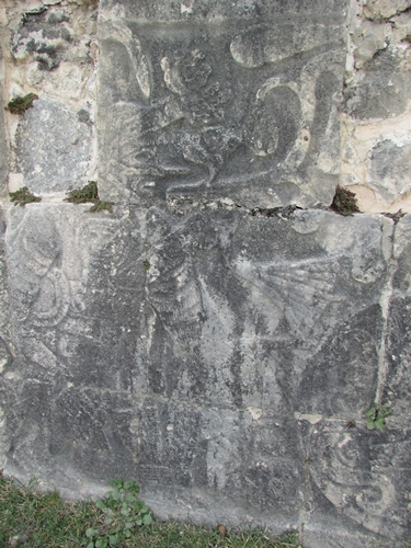 ピラミッド、天文学、イケニエ。マヤ文明最高峰の遺跡チチェン・イッツァ! (6)