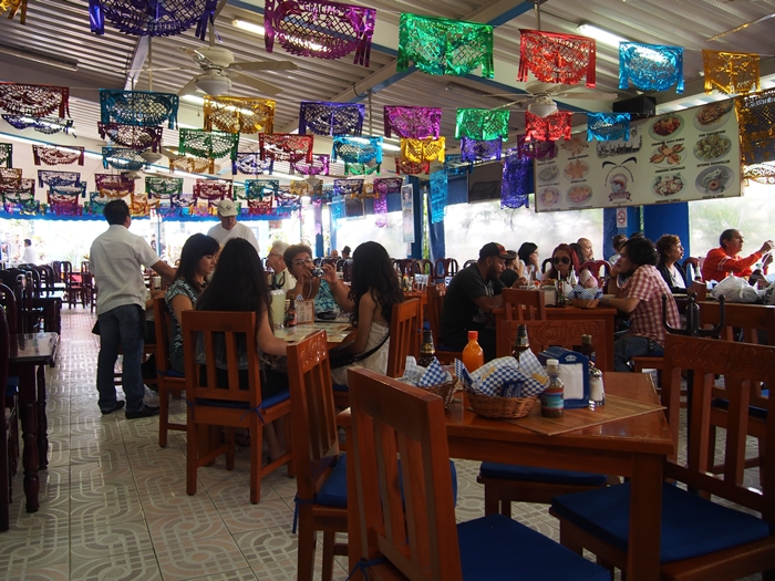 【メキシコ05】カンクンの食事・レストラン情報 オススメは「EL CEJAS」 (29)