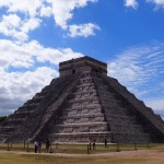 【メキシコ03 世界遺産】ピラミッド、天文学、イケニエ。マヤ文明最高峰の遺跡チチェン・イッツァ!