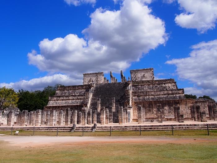ピラミッド、天文学、イケニエ。マヤ文明最高峰の遺跡チチェン・イッツァ! (25)