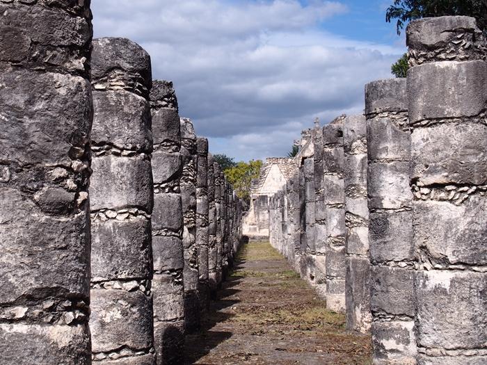 ピラミッド、天文学、イケニエ。マヤ文明最高峰の遺跡チチェン・イッツァ! (28)