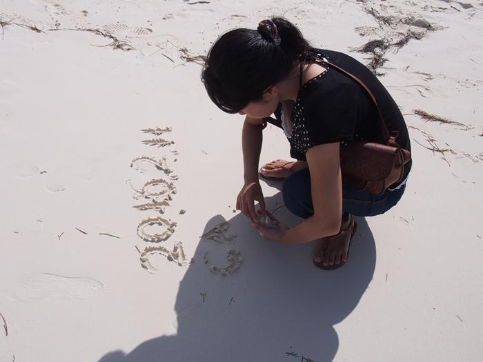 【メキシコ02】まだまだ寒い2月初旬のカンクン・ビーチ。お土産情報も。 (10)