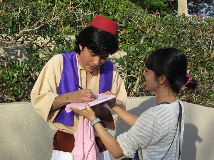 【アメリカ05】フロリダディズニー Part4〜ハリウッドスタジオ!キャラクターグリーティング編〜 (4)