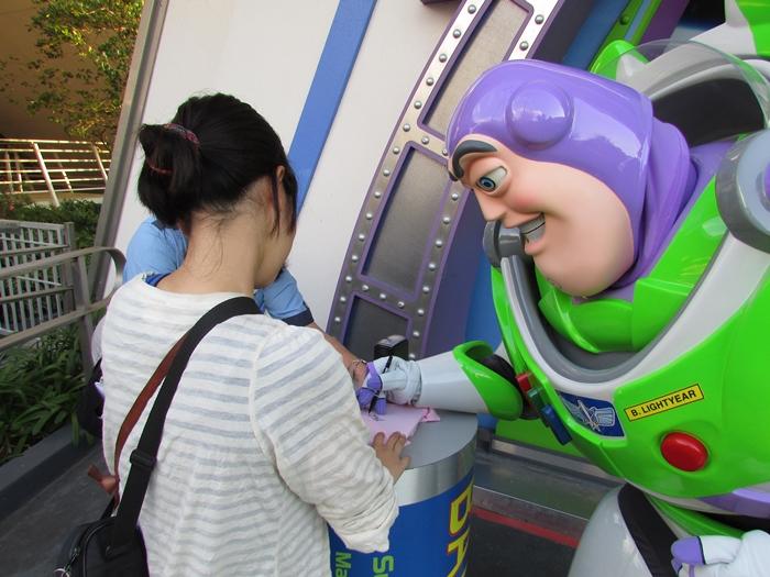 【アメリカ03】フロリダディズニー Part2〜マジカルキングダム!キャラクターグリーティングと食事情報編〜 (16)