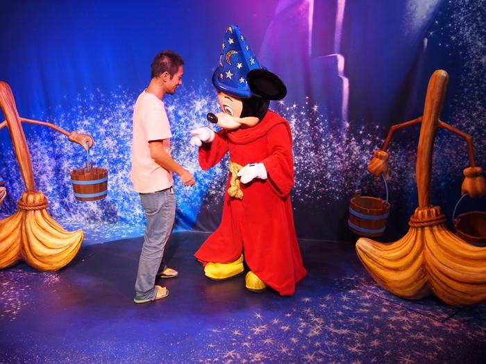 【アメリカ05】フロリダディズニー Part4〜ハリウッドスタジオ!キャラクターグリーティング編〜 (22)