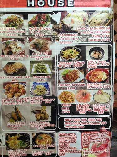 【メキシコ04】カンクンの美味しいラーメン屋日本食レストラン「らあ麺火ろ屋」 (5)
