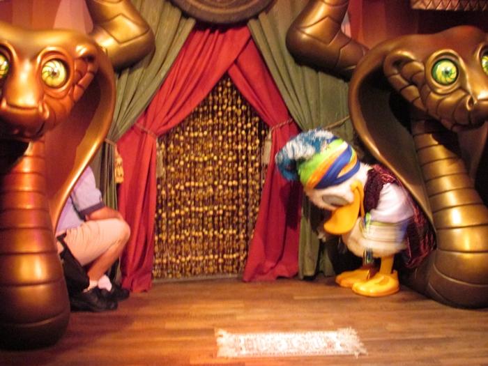 【アメリカ03】フロリダディズニー Part2〜マジカルキングダム!キャラクターグリーティングと食事情報編〜 (24)