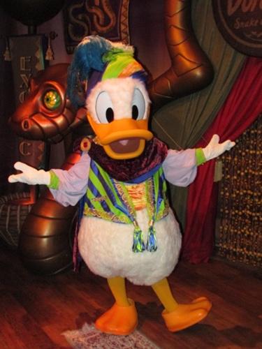 【アメリカ03】フロリダディズニー Part2〜マジカルキングダム!キャラクターグリーティングと食事情報編〜 (26)