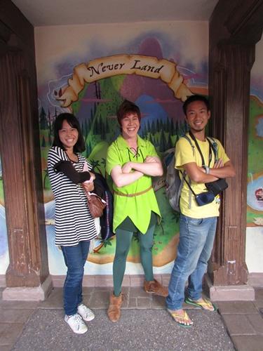 【アメリカ03】フロリダディズニー Part2〜マジカルキングダム!キャラクターグリーティングと食事情報編〜 (14)