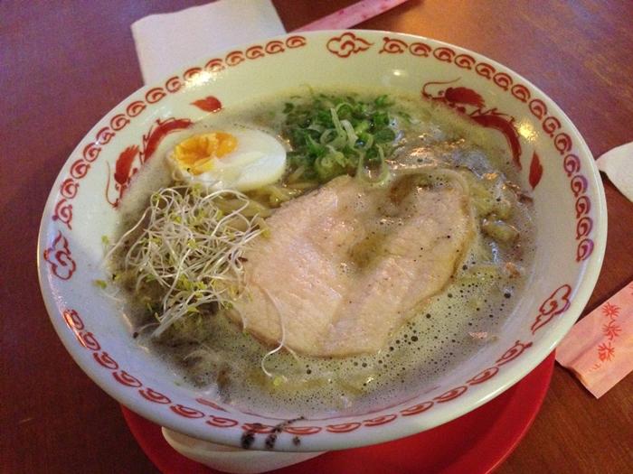 【メキシコ04】カンクンの美味しいラーメン屋日本食レストラン「らあ麺火ろ屋」 (6)
