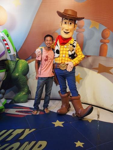 【アメリカ05】フロリダディズニー Part4〜ハリウッドスタジオ!キャラクターグリーティング編〜 (12)