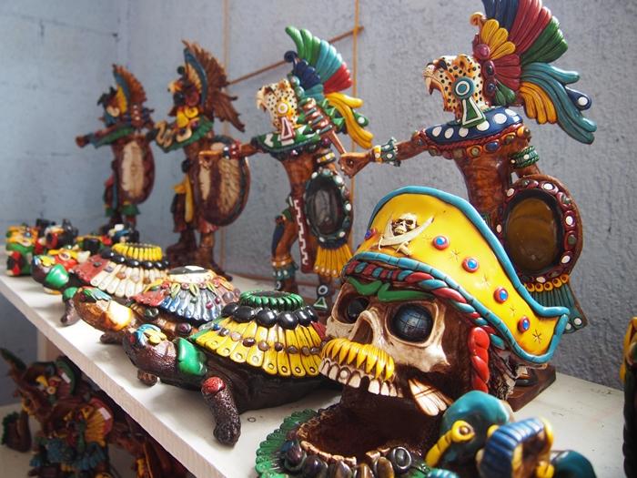 ピラミッド、天文学、イケニエ。マヤ文明最高峰の遺跡チチェン・イッツァ! (11)