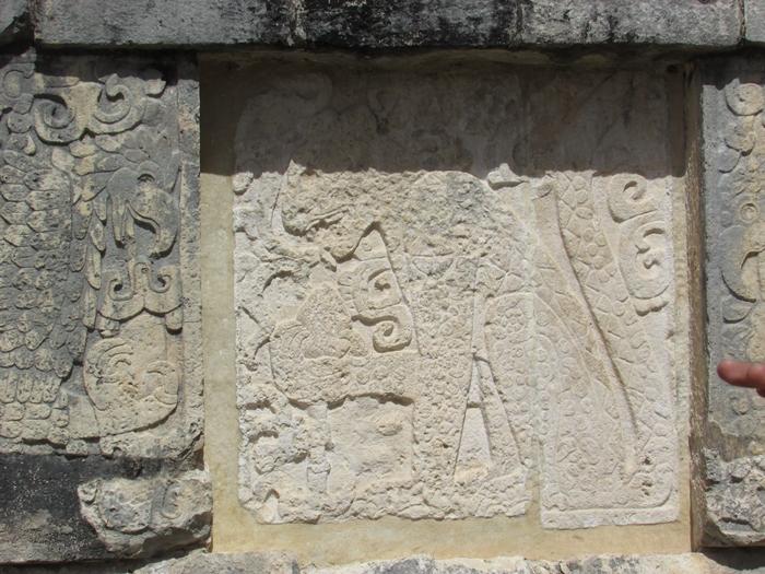 ピラミッド、天文学、イケニエ。マヤ文明最高峰の遺跡チチェン・イッツァ! (5)