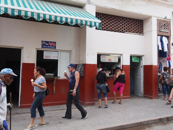 【キューバ03 世界遺産】ヘミングウェイの愛したハバナ。歴史を感じるクラシックカーとコロニアルな町並み~ハバナ観光1~ (21)