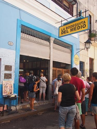 【キューバ05】ハバナでバー巡り!La Bodeguita del MedioとBAR OKINAWA (7)