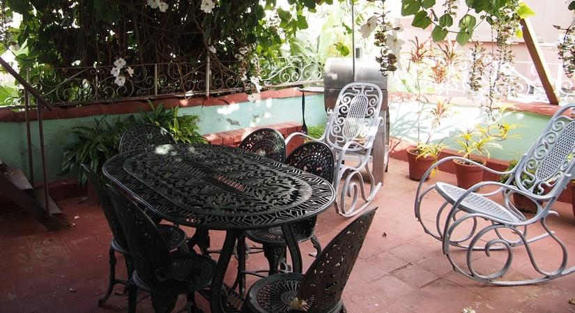 【キューバ08 宿情報】トリニダーの安宿(カーサ)情報