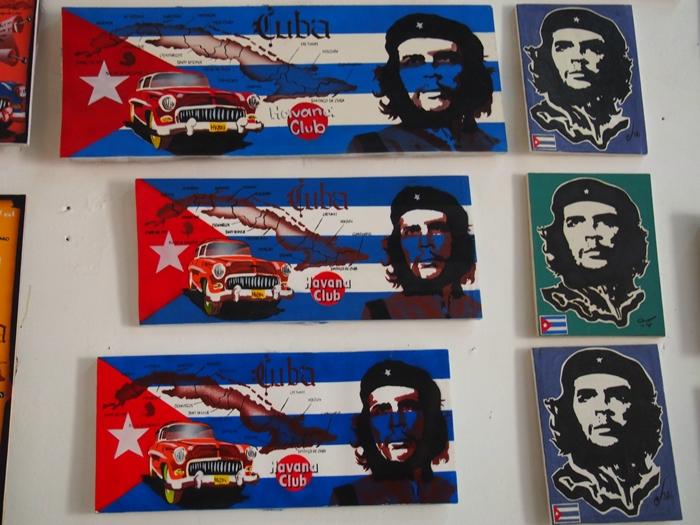 【キューバ12】チェ・ゲバラがいっぱい!キューバのお土産情報 (42)