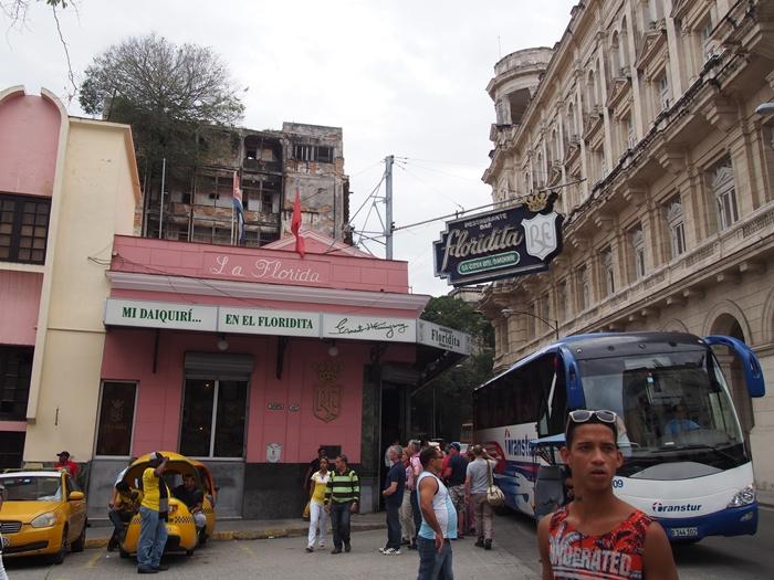 【キューバ03 世界遺産】ヘミングウェイの愛したハバナ。歴史を感じるクラシックカーとコロニアルな町並み~ハバナ観光1~ (18)