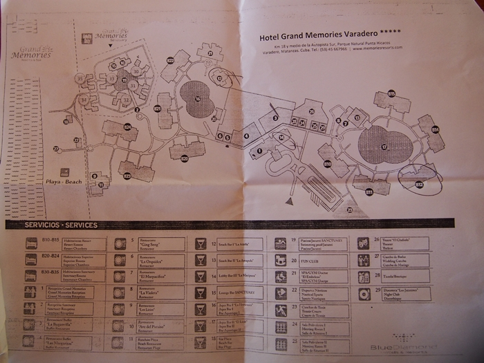 【キューバ10】バラデロのオールインクルーシブホテルでパラダイス!のはずが。。?「GRAND MEMORIES VARADERO」 (33)