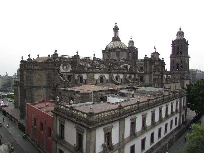 【メキシコ07】メキシコシティのベニート・フアレス国際空港からセントロまでの行き方と、メキシコシティの宿情報 (9)