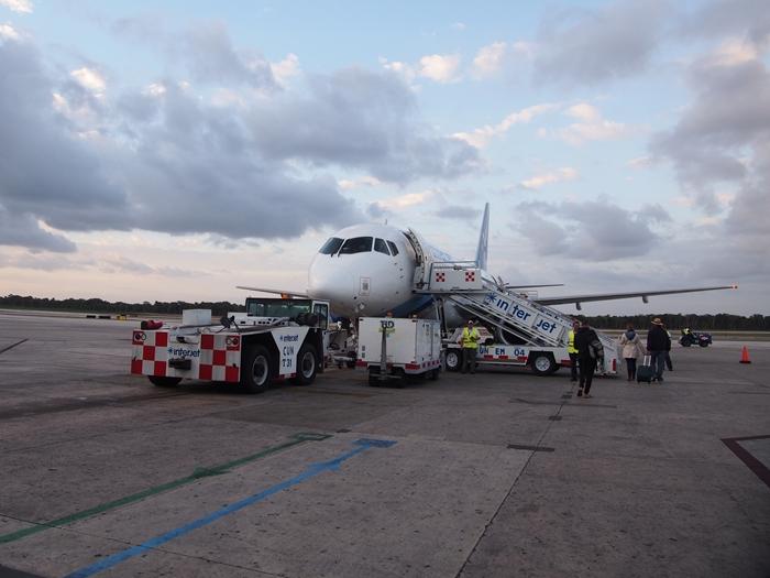 【キューバ02】ハバナのホセ・マルティ国際空港からハバナ旧市街への移動情報 (7)