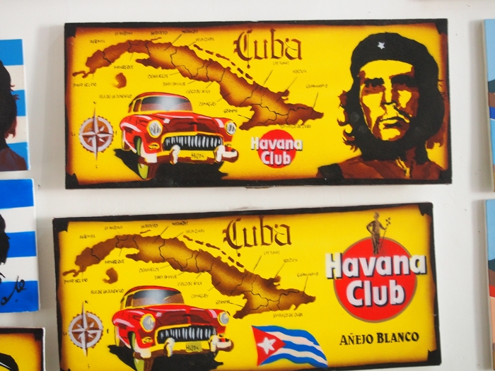 【キューバ12】チェ・ゲバラがいっぱい!キューバのお土産情報 (43)