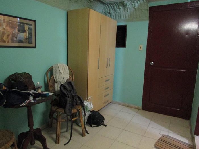 【キューバ11 移動&宿情報】バラデロからハバナへの移動と、ハバナの安宿(カーサ)情報 (6)