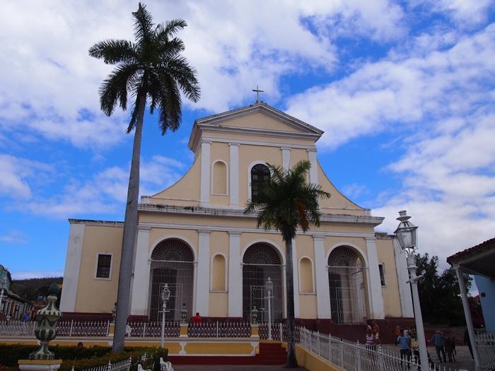 【キューバ07 世界遺産】アートとパステルカラーの建物の町トリニダー。久しぶりの人種差別被害も。。 (24)