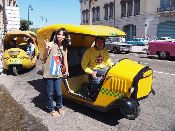 【キューバ04 世界遺産】革命の爪痕残るハバナ。革命広場にはチェ・ゲバラの姿~ハバナ観光2~ (28)