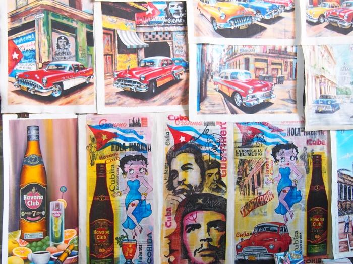 【キューバ12】チェ・ゲバラがいっぱい!キューバのお土産情報 (29)