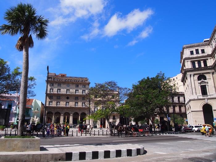 【キューバ04 世界遺産】革命の爪痕残るハバナ。革命広場にはチェ・ゲバラの姿~ハバナ観光2~ (21)